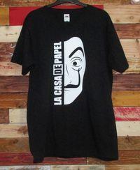 La Casa de Papel / Vis A Vis - T-shirt - Nova
