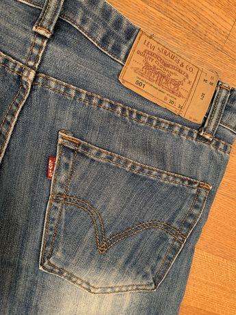 Levi's джинсы мужские на пуговицах