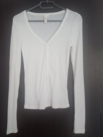 Bluzka/sweterek z długimi rękawami H&M