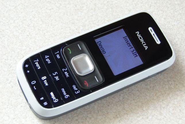NOKIA 1209 / RH-105 Telefon komórkowy + ładowarka -- Super stan !