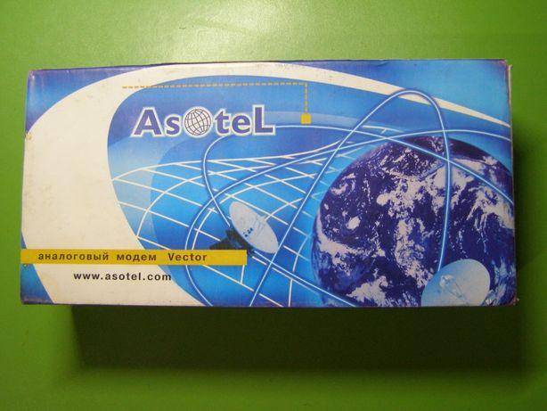 Факс- модем Asotel Vector VF56/USB