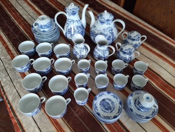 Vendo Serviço de café e chá 50 peças
