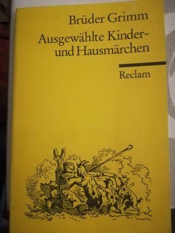 Bracia Grimm wybrane bajki po niemiecku