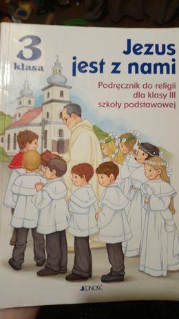 Jezus jest z nami klasa 3 podręcznik do religii