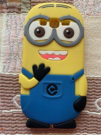 Obudowa Case do Samsung galaxy grand prime a5 minionej