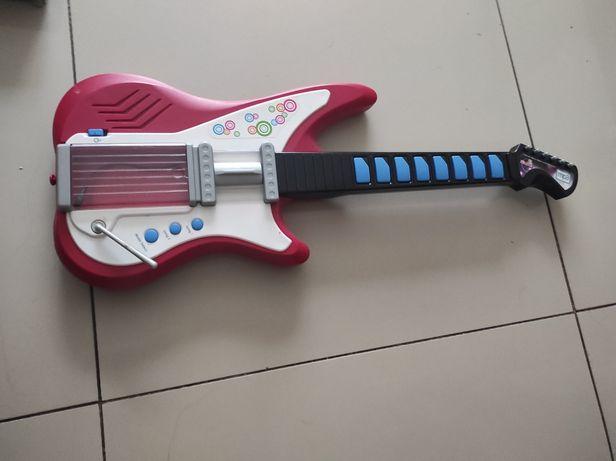Gitara simba działa