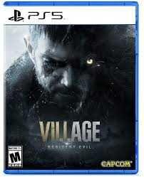 Resident evil 8  village ps4 playstation 5