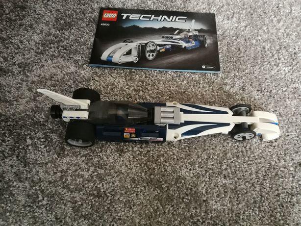 Lego Technic 42033 błyskawica