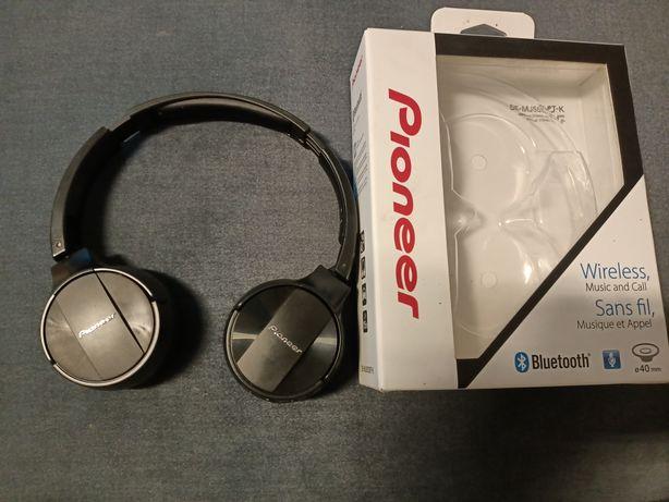 Słuchawki Pioneer bezprzewodowe SE-MJ55BT-K