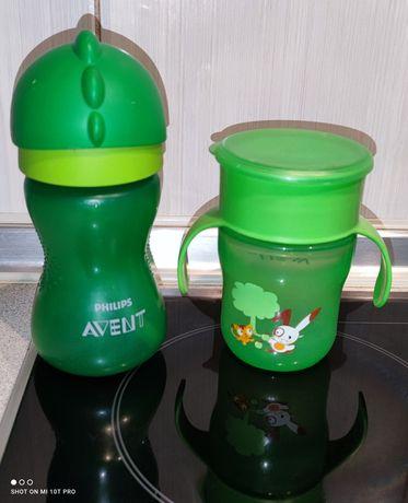 Детские чашки/поильники/непроливайки Philips Avent Филипс Авент