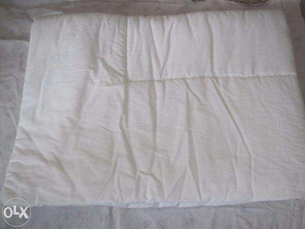 Комплект для кроватки одеяло + подушка «0»