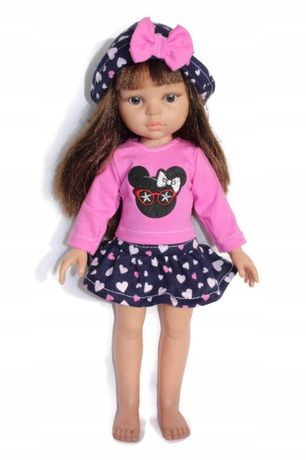 ubranka dla lalki 32cm nowe komplecik