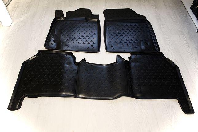 Оригинал. Новые Резиновые коврики для LEXUS LX 570 2007-2012