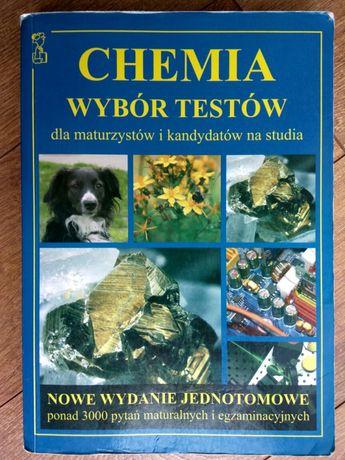 Chemia wybór testów dla maturzystów i kandydatów na studia 2012