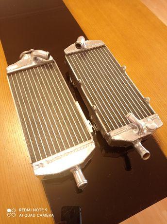 Radiadores Alumínio KTM 400, 450, 525 SX/MXC/EXC  de 2003 a 2007
