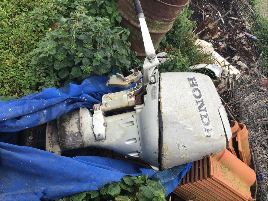 Motor 25 hp Longueira/Almograve - imagem 1