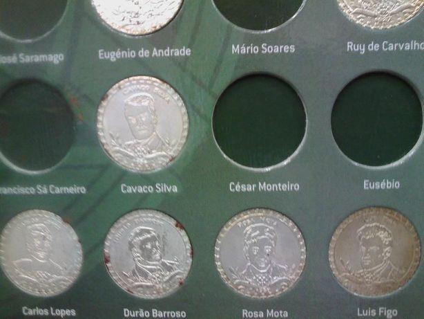 Colecção Medalhas Grandes Figuras Portuguesas - Correio da Manhã
