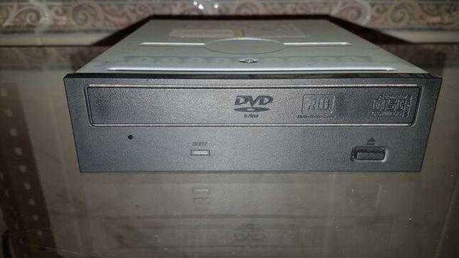 Leitor + Gravador DVD / CD