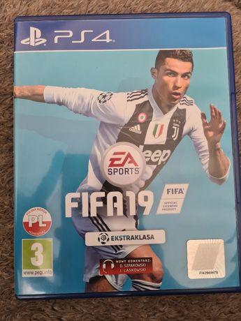 FIFA 19 Gra na PS4
