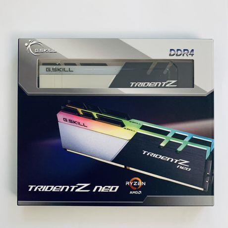 DDR4 G.SKILL TridentZ NEO 32GB (2 x 16GB) F4-3600C16D-32GTZN