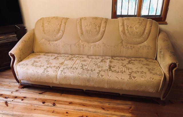 Sofa kanapa tapicerowana rozkładana