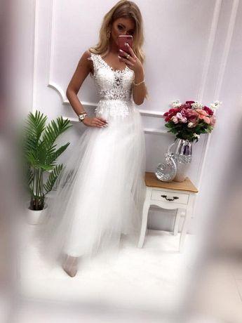 Sukienki ślubne nowe polecam