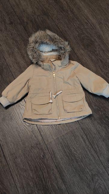 Куртка h&m, рост 74