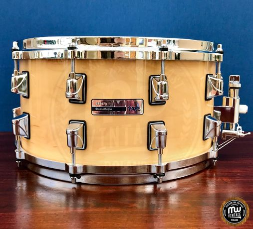 Werbel Taye Studio Maple Natural 14″ x 7″ Custom