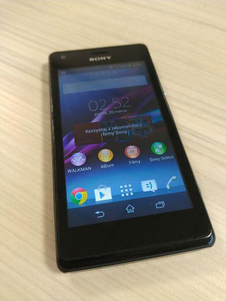 Sony Xperia M dual C2005 czarny