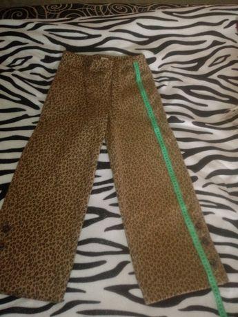 Жіночі штани леопард