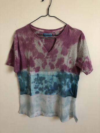 Bluzka tie dye