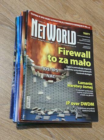 NetWorld - Sieci komputerowe i Telekomunikacja