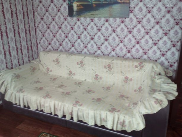 Покрывало на диван или кровать 250х135 см