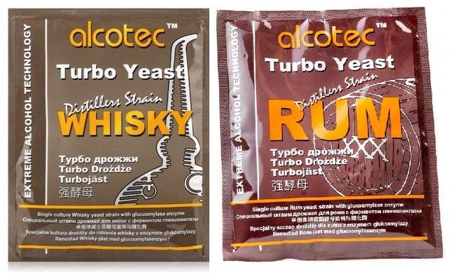 Дрожжи ALCOTEC Turbo Rum