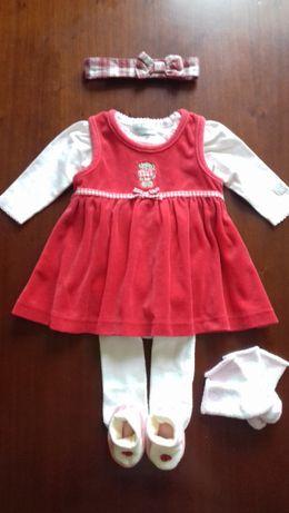 Komplet, sukienka Kapp Ahl rozmiar 56
