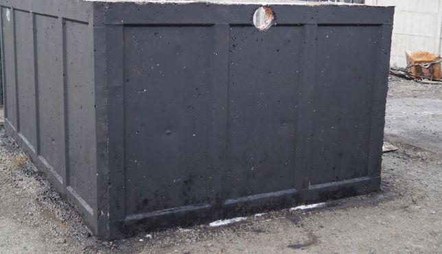 Szamba betonowe,Zbiornik betonowy na szambo,Zbiorniki na deszczówkę