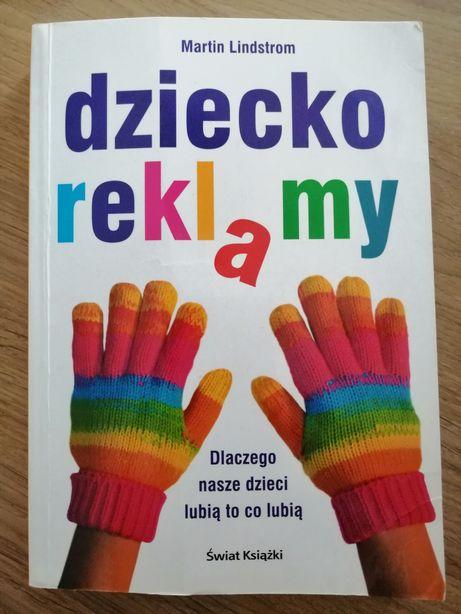 książka Dziecko reklamy Martin Lindstrom