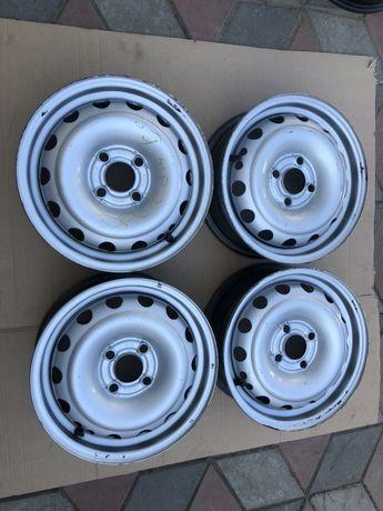 Диски R14.4.100 Opel Combo Corsa Daewoo Chevrolet Aveo Lanos