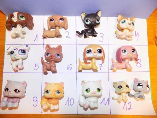Littlest pet shop -figurki