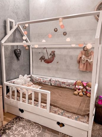 Ліжко,ліжка,кровать, детская кровать, дитяче ліжко, обшивка будинок.