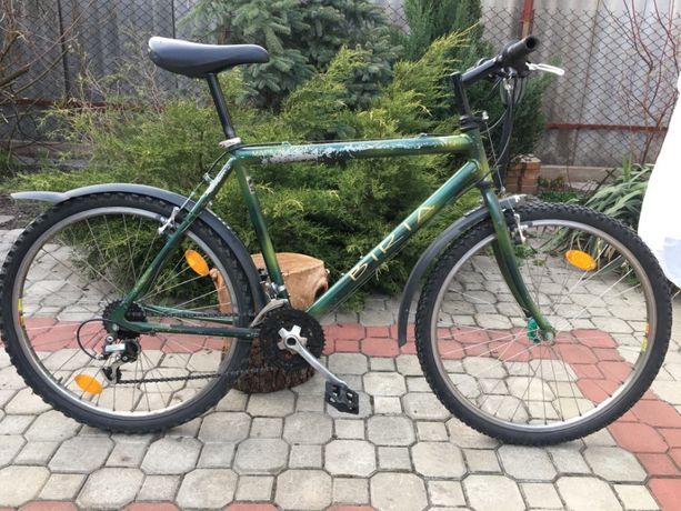 Велосипед алюминиевый Biria 26 колеса велік алюминий