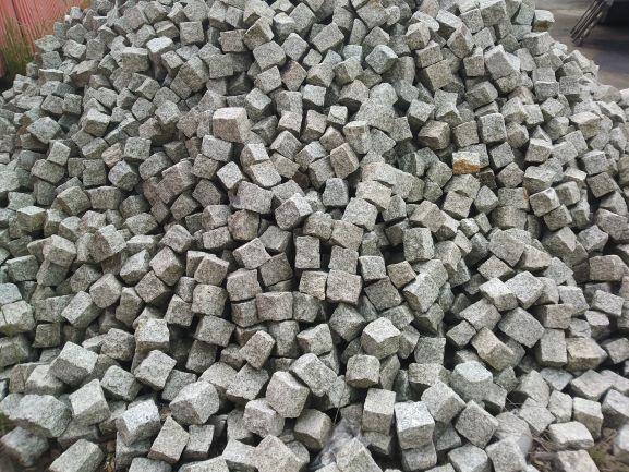 Kostka granitowa 8x11 cena 390 Knurów - image 1
