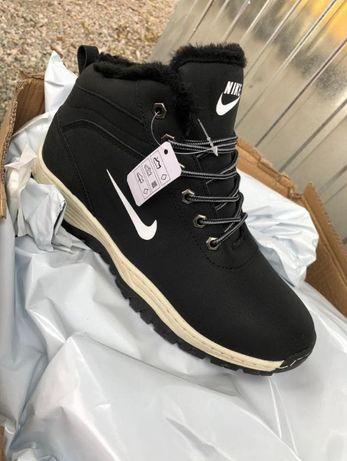 Wyprzedaż zimowe buty trapery męskie 44-45