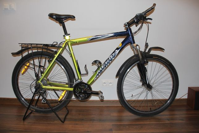 "Rower górski/MTB Merida Kalahari 580 22"" Nowy napęd Shimano +Akcesoria"