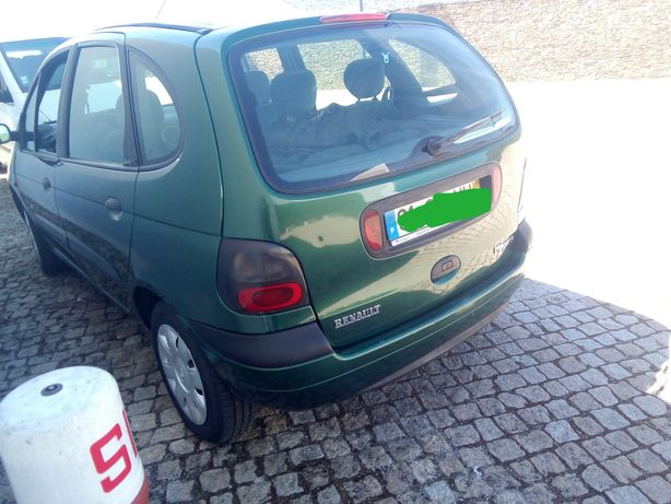 Renault megane scenic 1.9TD