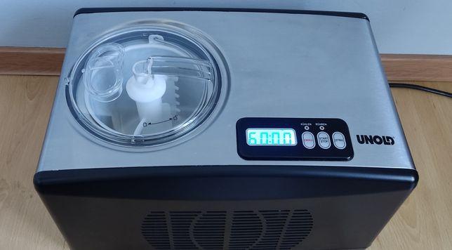 1,5 litra Maszynka do lodów UNOLD Cortina 48806 kompresor