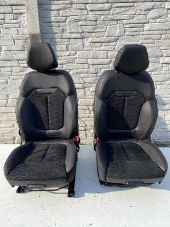 Renault Kadjar Siedzenia fotele boczki