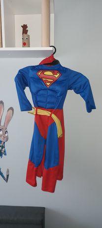 Strój supermana !
