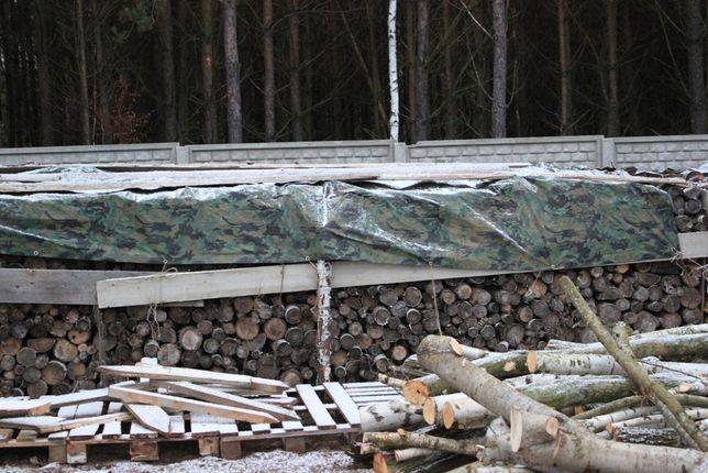 brzoza opałowa kominkowa 2 lata sezonowana drewno