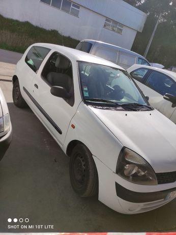 Renault Clio (motor revisto)